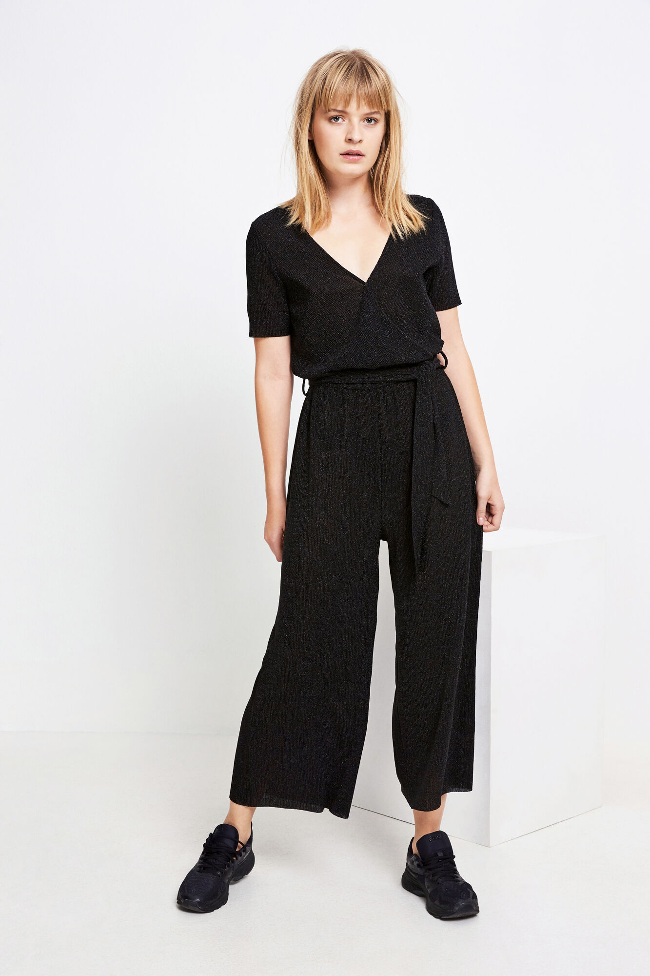 ENDEGREE SS JUMPSUIT 5998