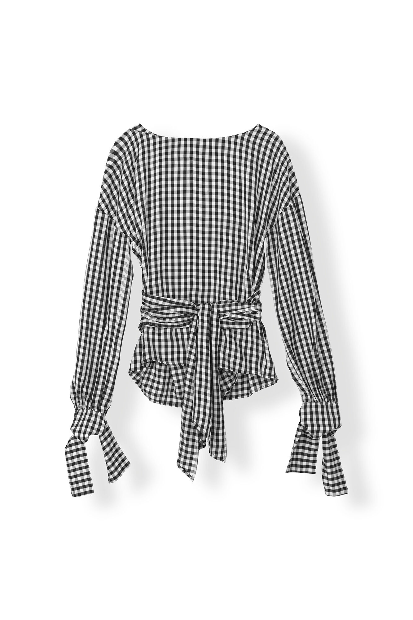 ENSATELLITE LS TOP 6473, GINGHAM CHECK