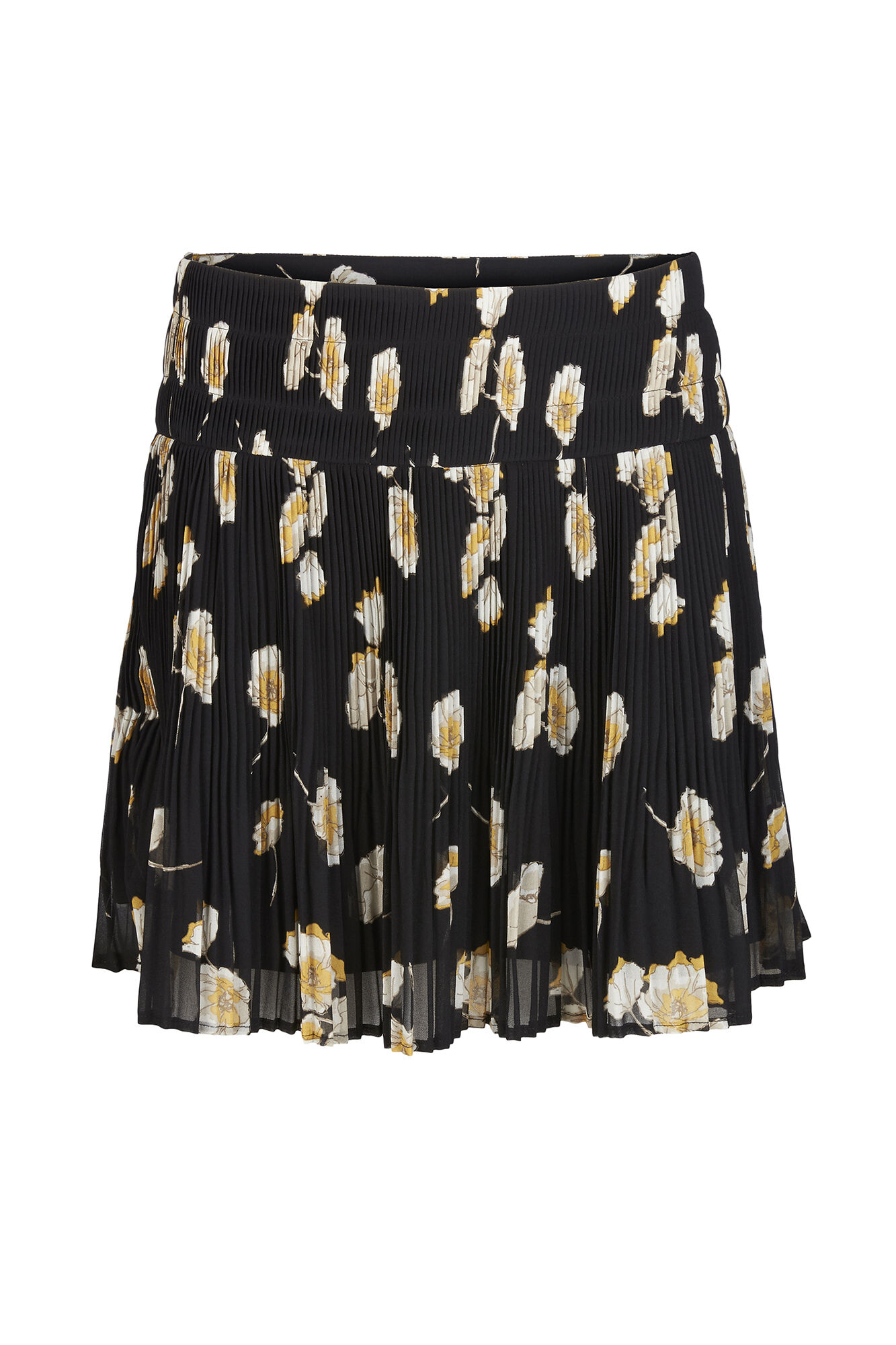 ELLE SKIRT AOP 6395, POPPY FLOWER AOP