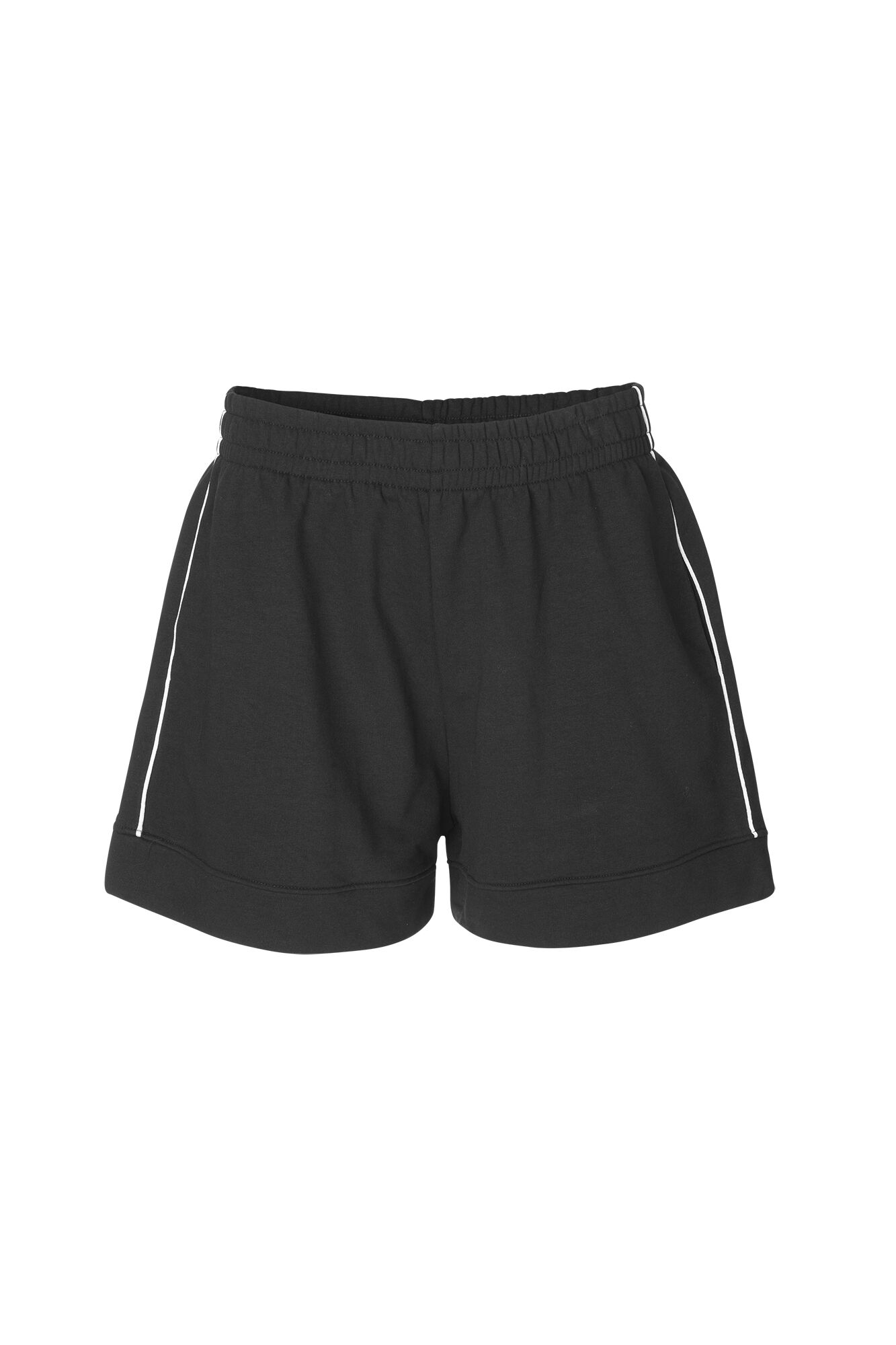 ENTANGO SHORTS 5972, BLACK