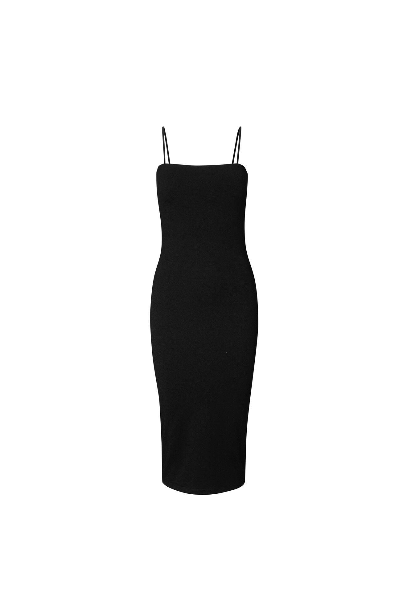 ENNAHLA SL DRESS 5973, BLACK