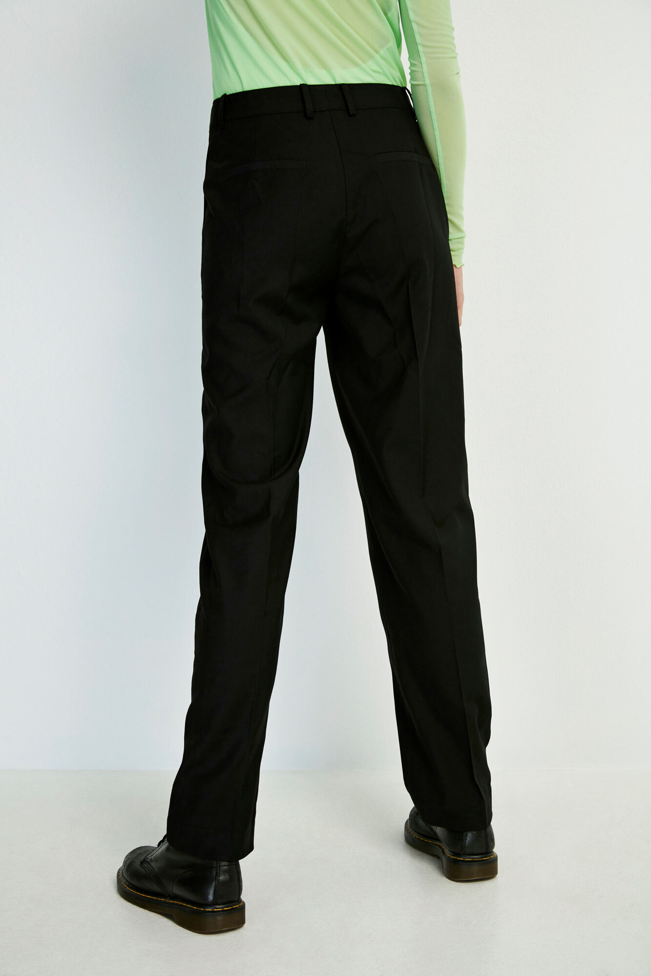 ENSNAP PANTS 6670, BLACK