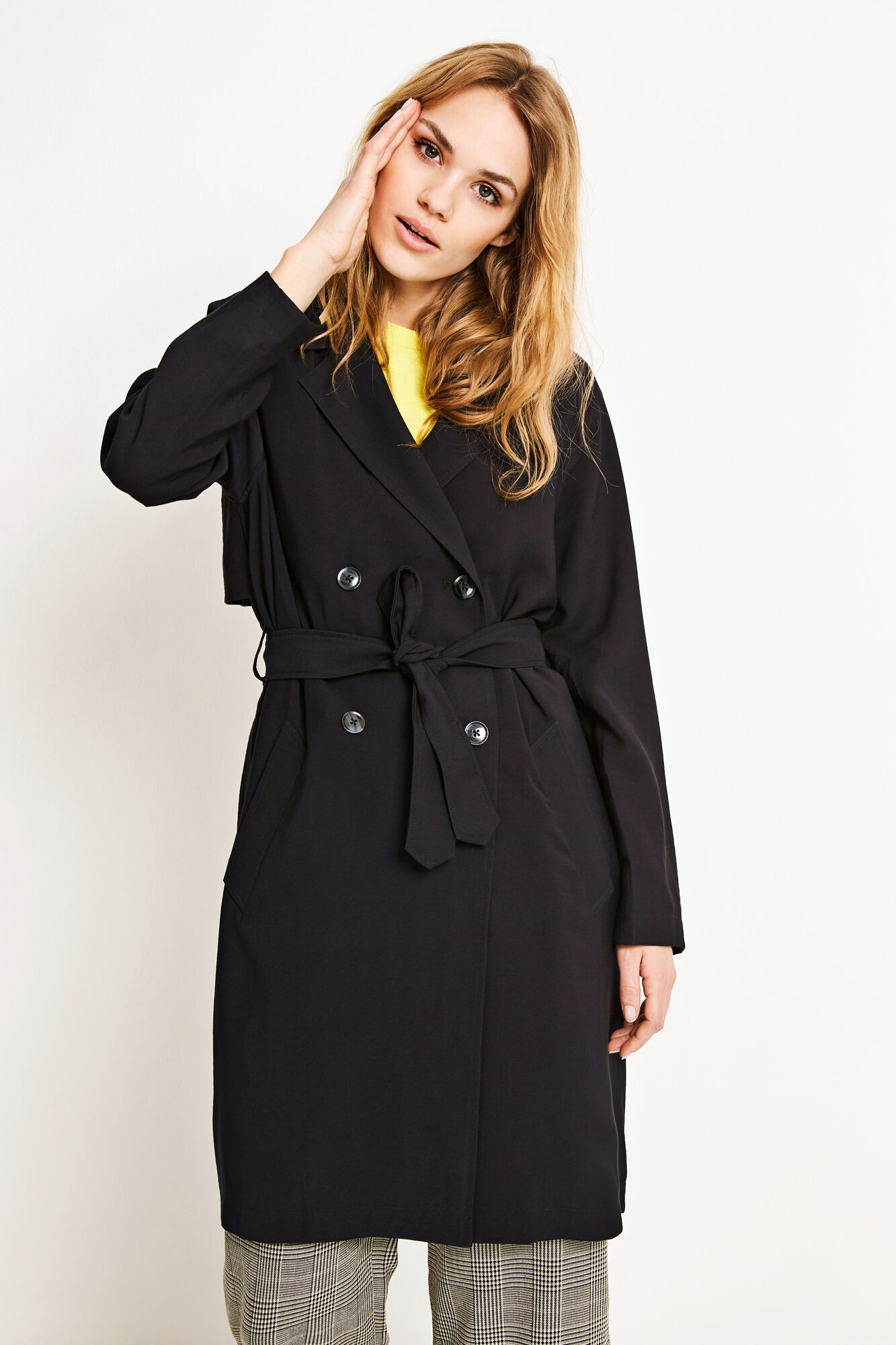 ENSWEET JACKET 6502, BLACK
