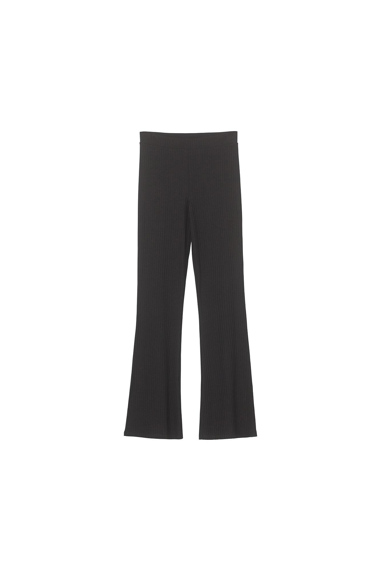 ENFAIREY PANTS 5323, BLACK