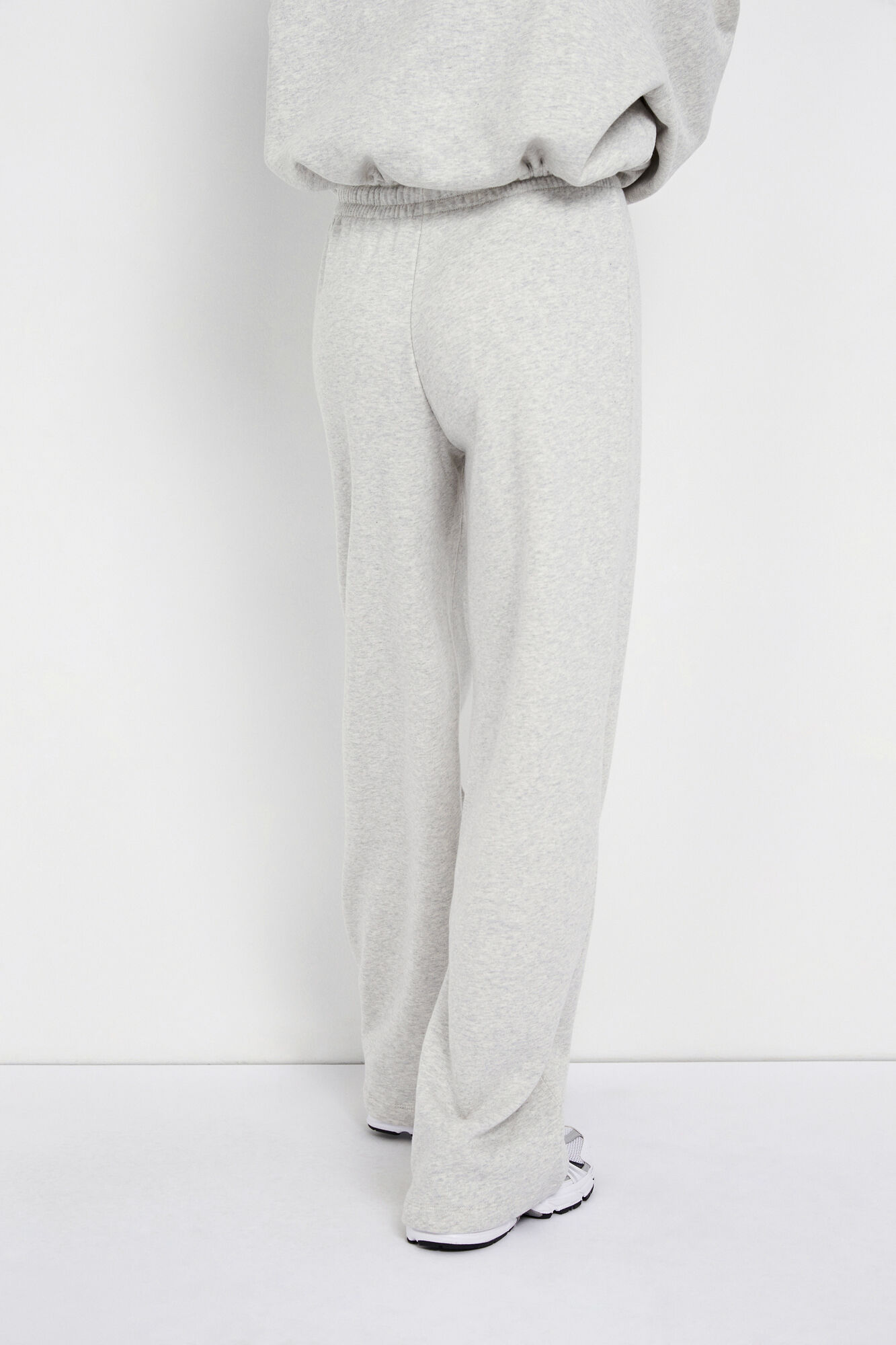 ENWALTER PANTS, LIGHT GREY MEL.