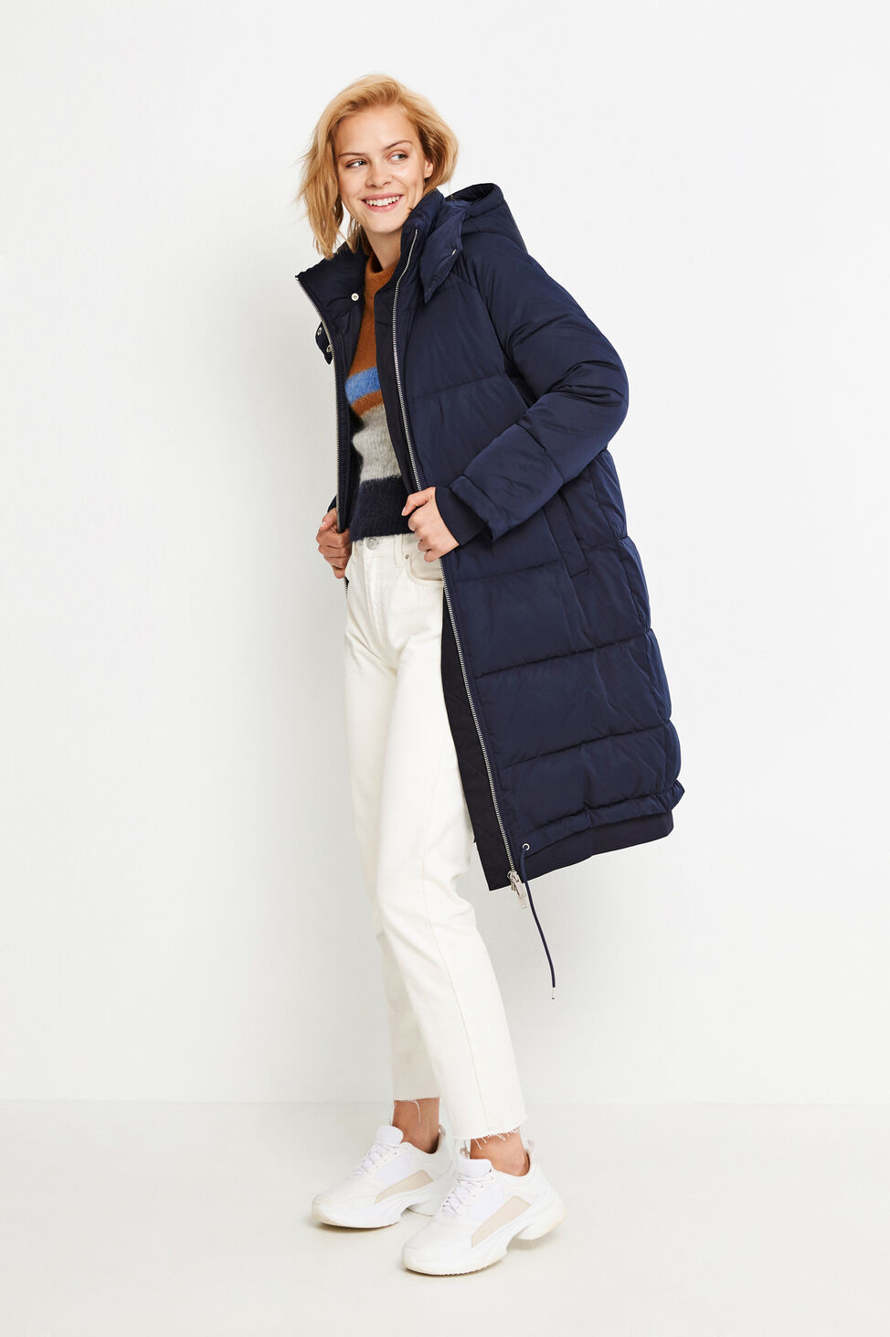 ENTABLE LONG JACKET 6474