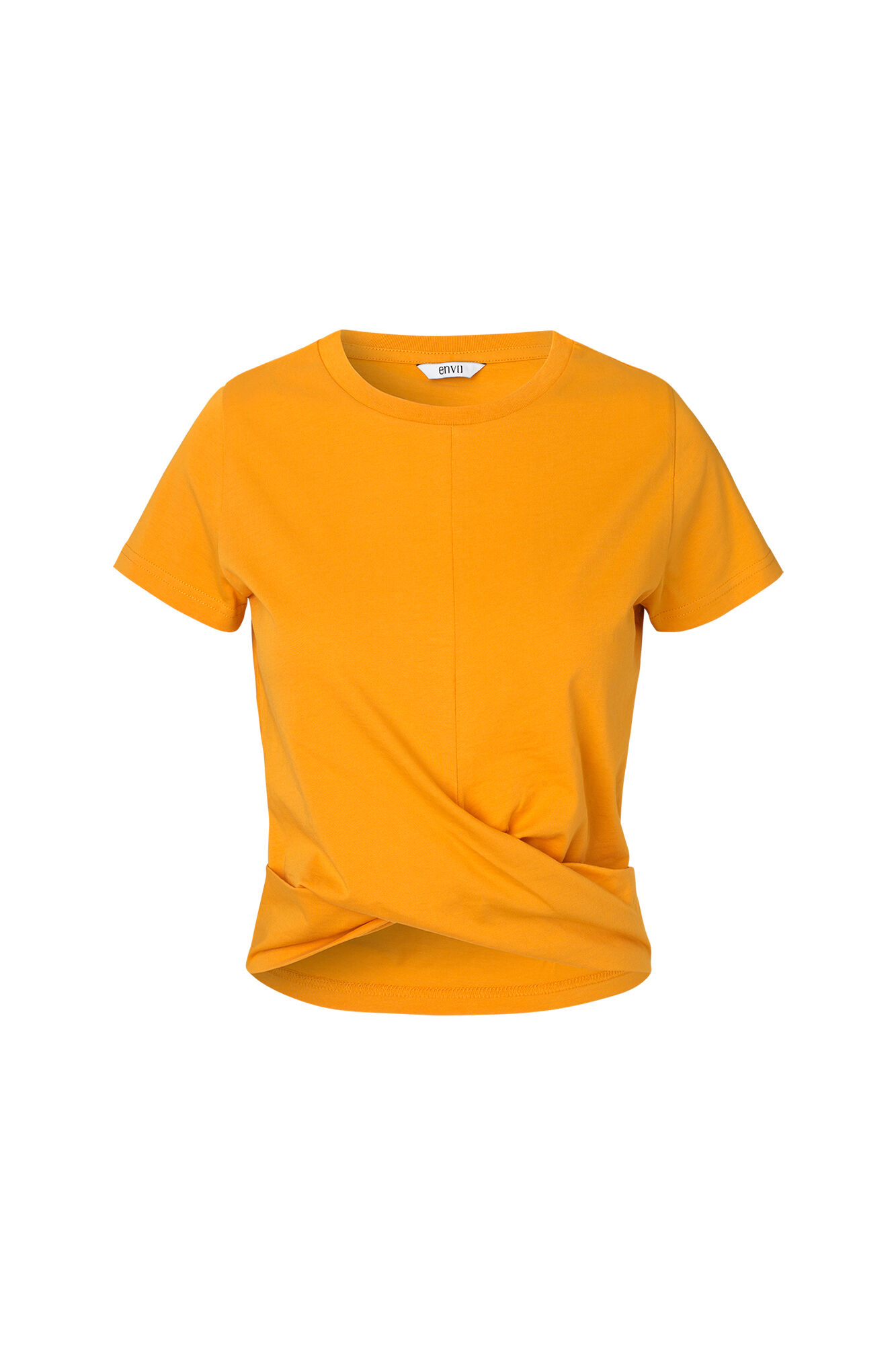 ENBREEZE SS TEE 5867, RADIENT YELLOW