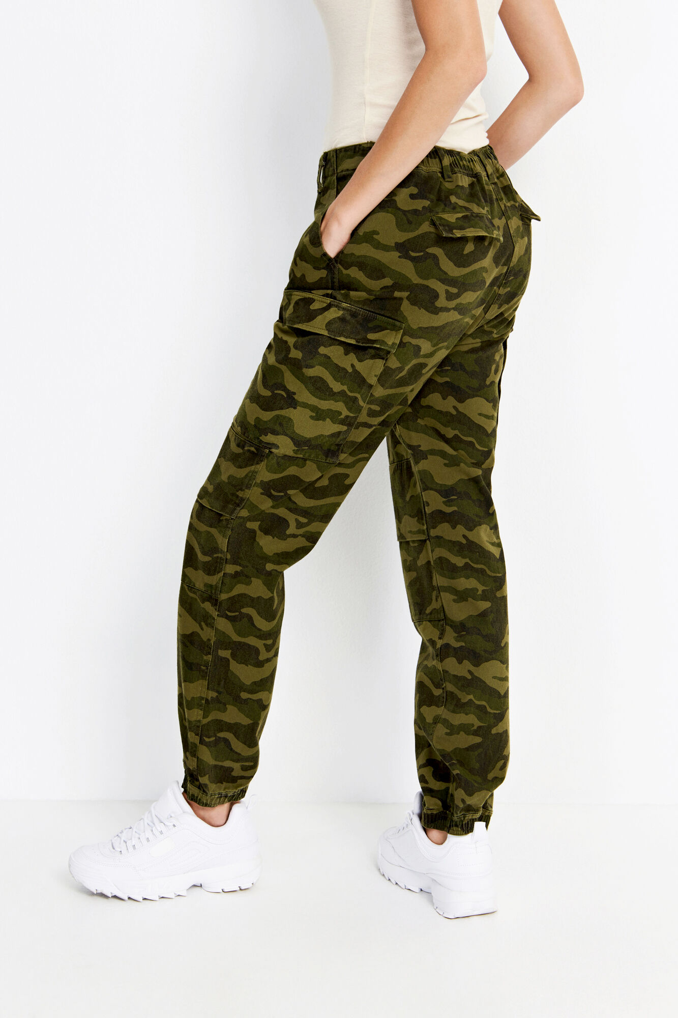 ENPERTH PANTS CAMO 6586