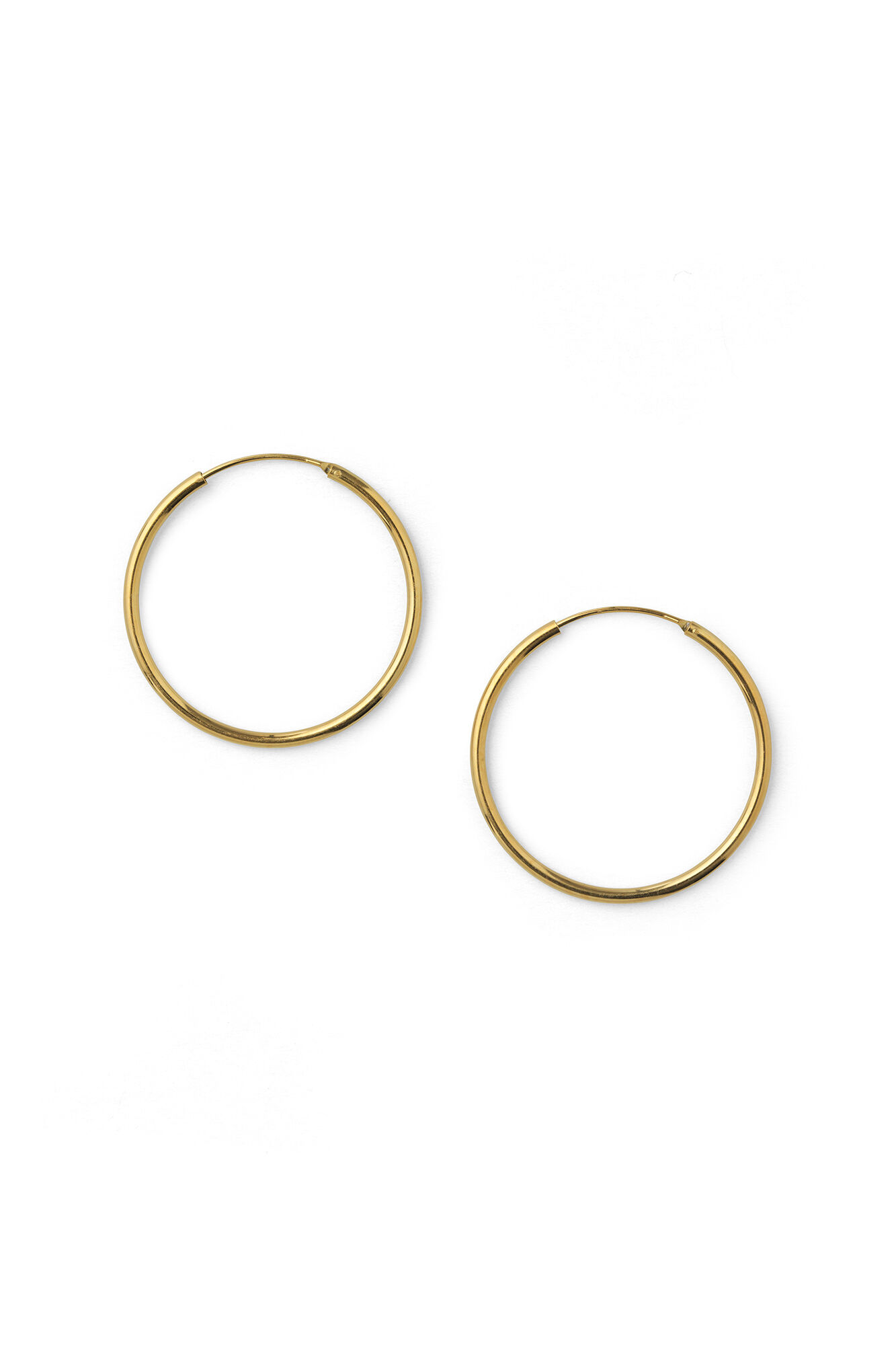 ENWILLY MEDIUM EARRING, GOLD