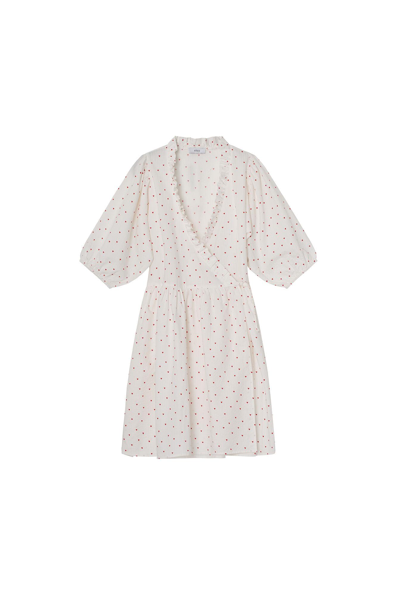 ENNIGHTTIME WRAP DRESS 6743
