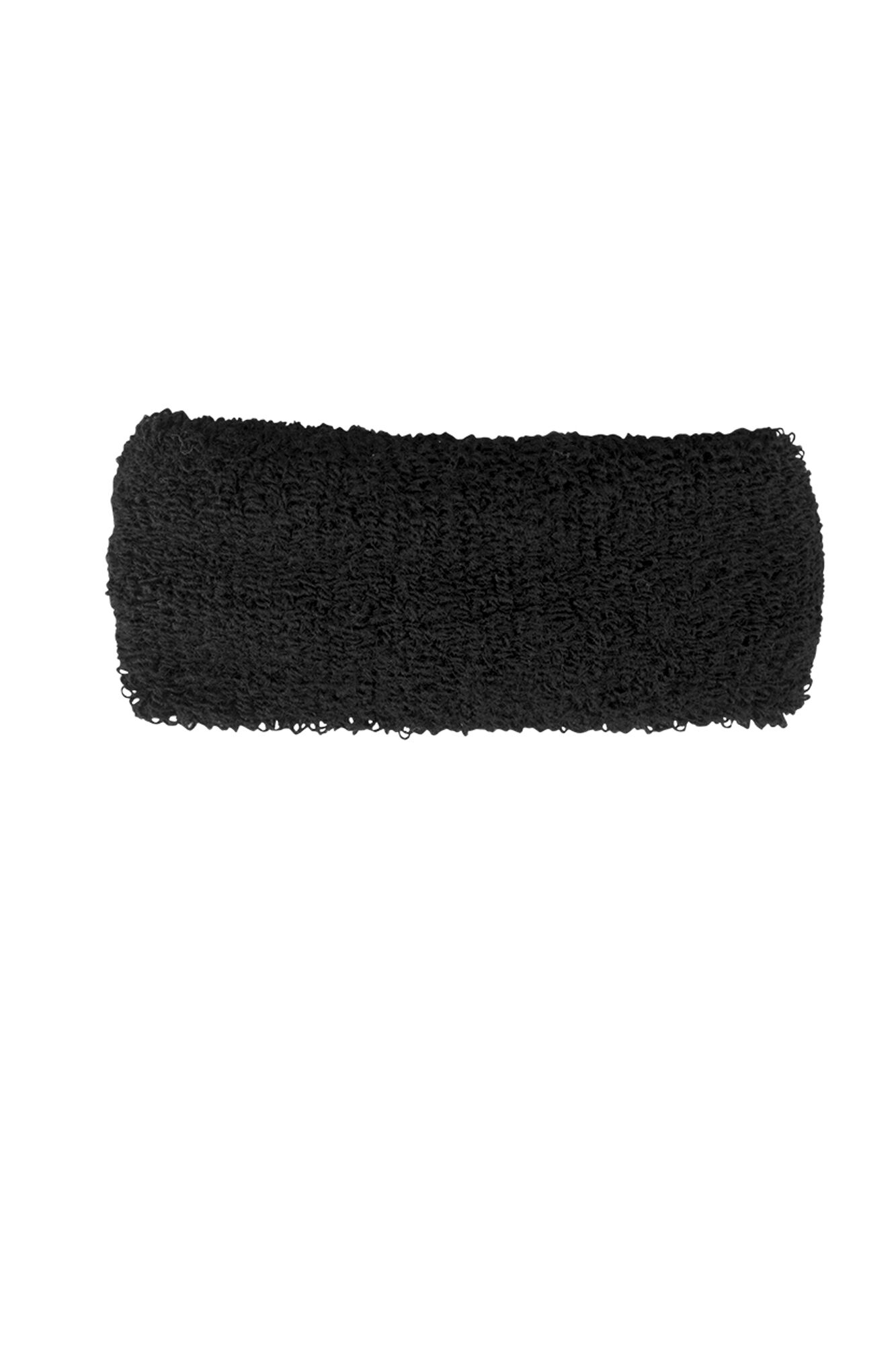 ENVII BIG ELASTIC BAND, BLACK