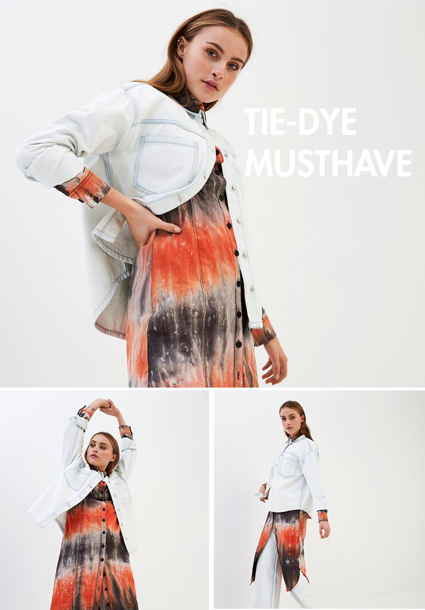 New tie-dye