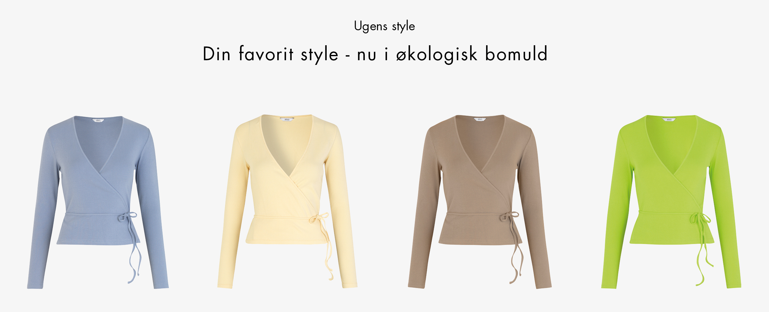 66b7834567ae Mode online - Hos Envii finder du alt i tøj   accessories til unge kvinder