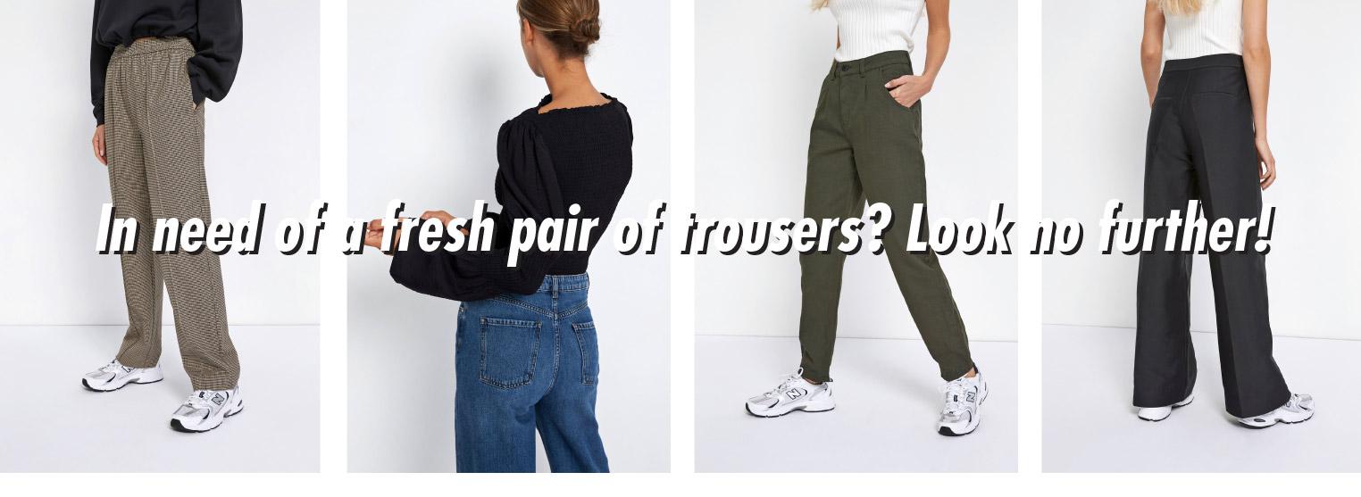 Trousers Women's fashion M