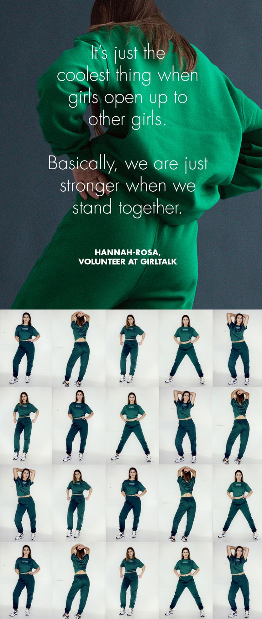 Envii x Girltalk Women's fashion M