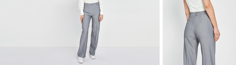 Bukser med lige ben til kvinder | Shop trendy bukser til piger
