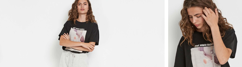 T-shirts til kvinder | T-shirts med lange ærmer til piger