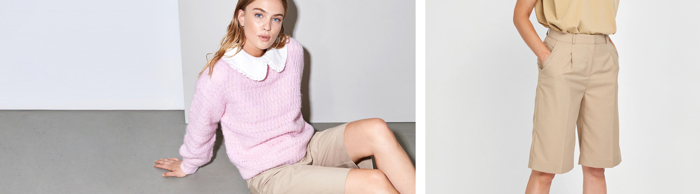 Nederdele og shorts til kvinder | Envii