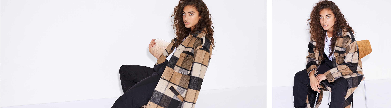 Jakker, veste og frakker til kvinder | Jakker og frakker til piger | Veste til kvinder